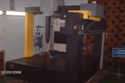 Maxi size measurement machine